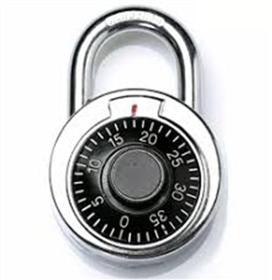 Conas an taisceadán a oscailt / How to open combination locker