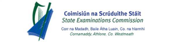Scrúduithe Stáit 2018 - Tráthchláir / State Examinations 2018 - Timetables