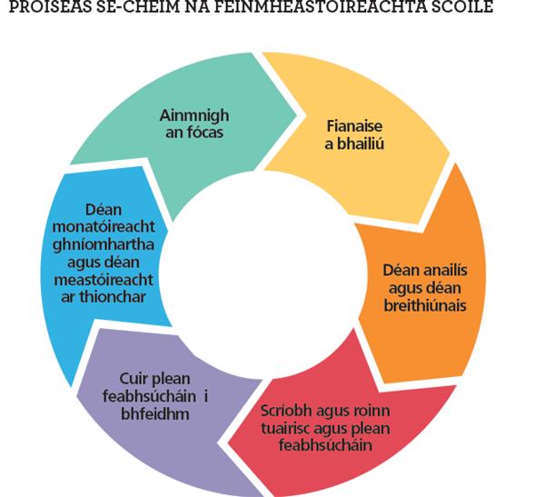 Féinmheastóireacht Scoile / School Self-Evaluation