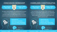 Ceardlann Comhtholgtha / Concussion Workshop